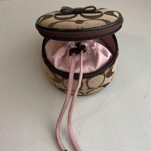 Coach Bags - Coach Jewelry Box